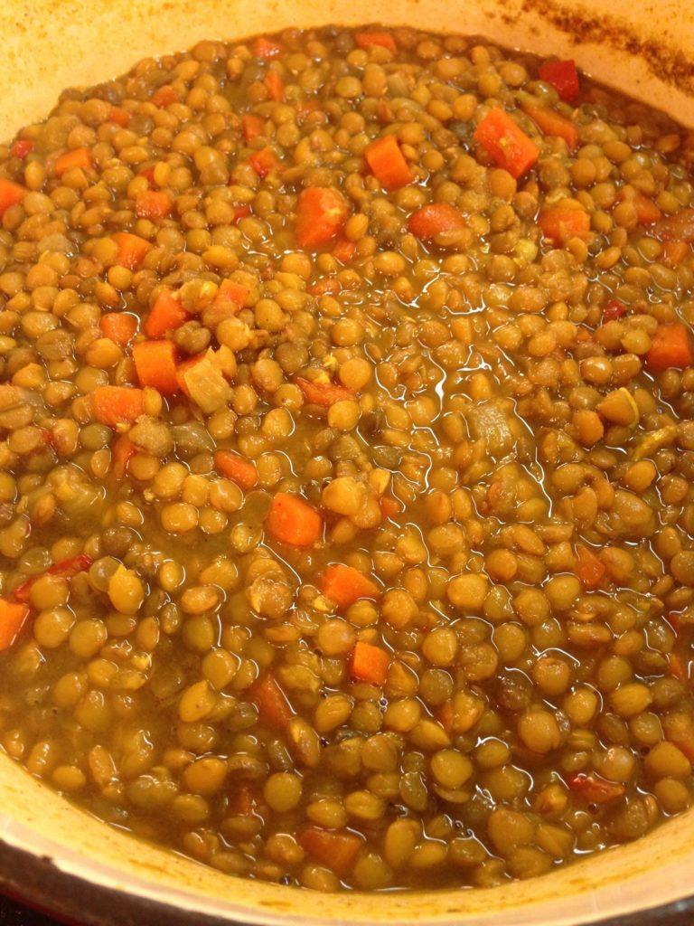 cookedlentils