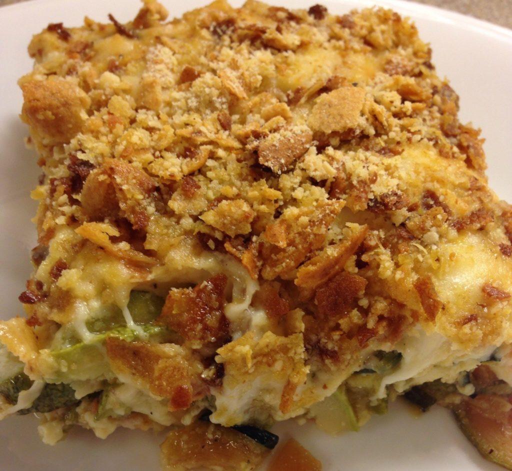 Zucchini Au Gratin S Side Dish - Mrs. Criddles Kitchen