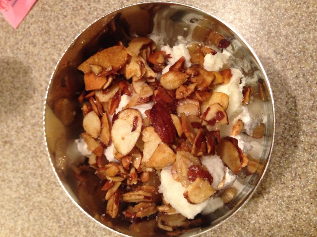 Abby's Almond Candied Crunch Topping (S)