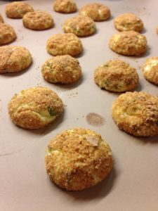 Jalapeno Cream Cheese Puffs