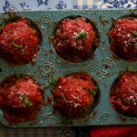 Individual Meatloaf Balls- Low Carb, THM S