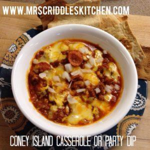 Coney Island Casserole