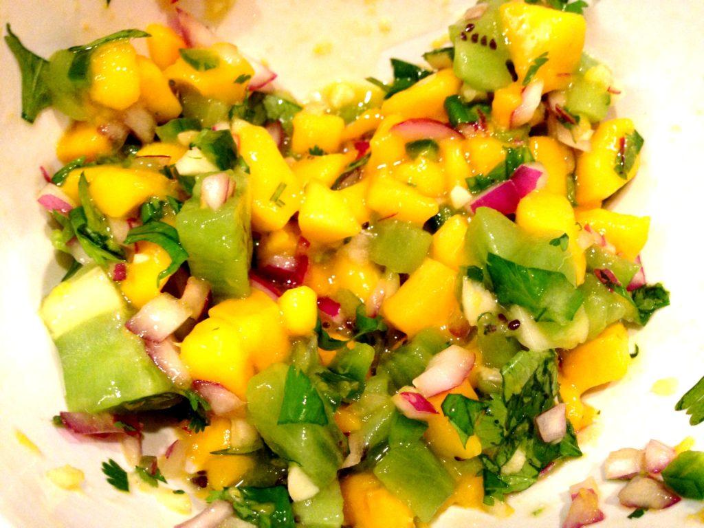 Mango Salsa1