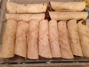Tacos Rolled