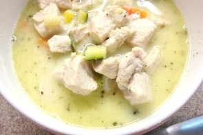 Creamy Chicken Soup2