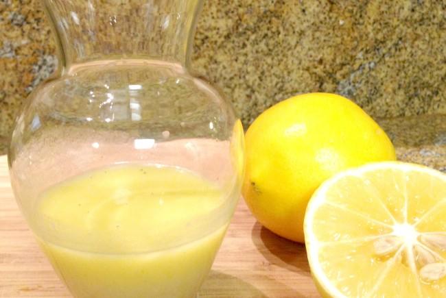 Lemon Zest Dressing