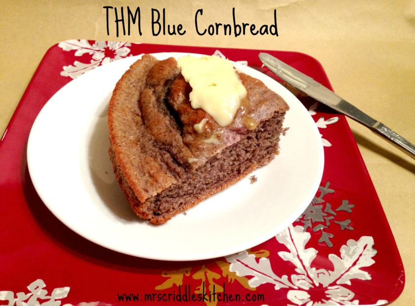 THM Blue Cornbread (E)