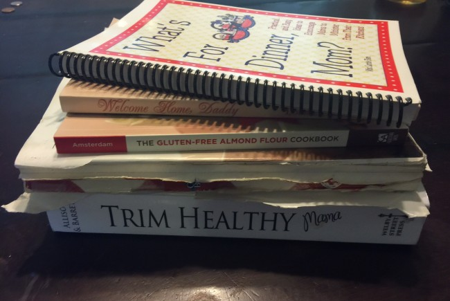 My Top 5 Favorite Cookbooks