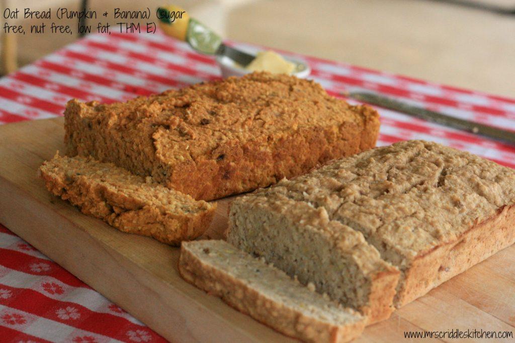 Oat Breads