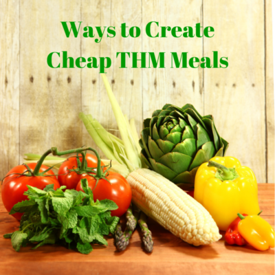 Ways To Create Cheap THM Meals