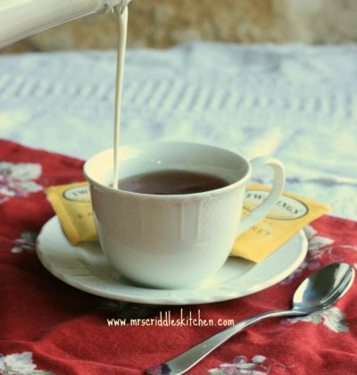 A Homemade Flavored Creamer- with out all the bad ingredients and full of flavor!