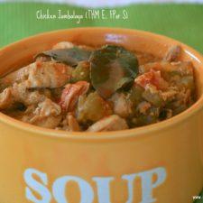 Chicken Jambalaya (THM E, FP or S)