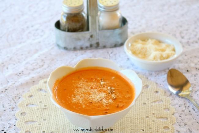 Creamy Bisque Soup