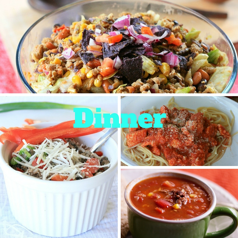 Easy THM Meals for Nursing Mamas