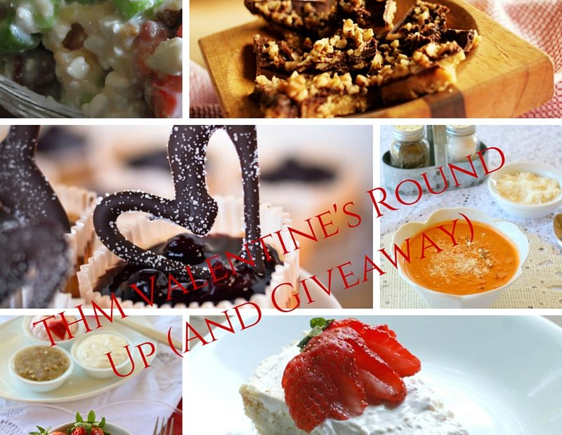 THM Valentine's Round Up & Giveaway