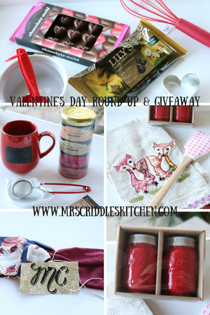 Valentine's Day Round Up & GIVEAWAY