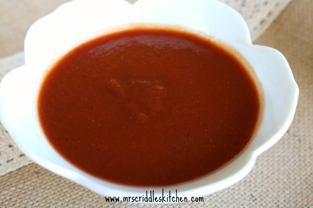 Sweet Southern BBQ Sauce