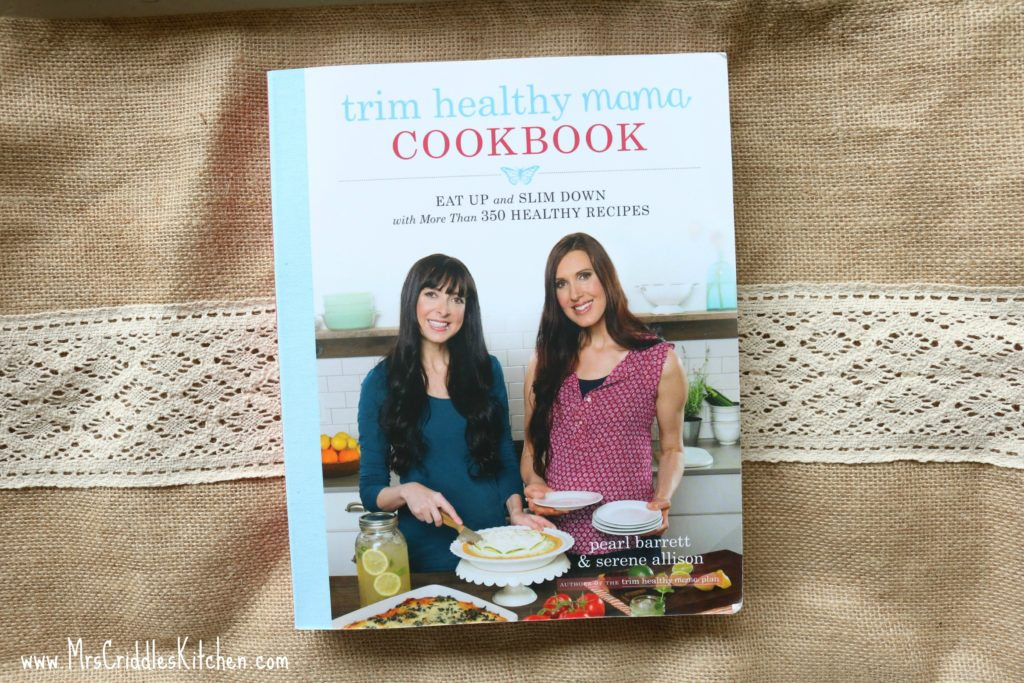 My Trim Healthy Mama Cookbook Review