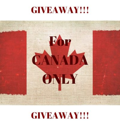 Canadian Giveaway!