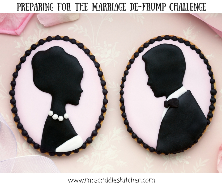 Preparing for the Marriage De-Frump Challenge