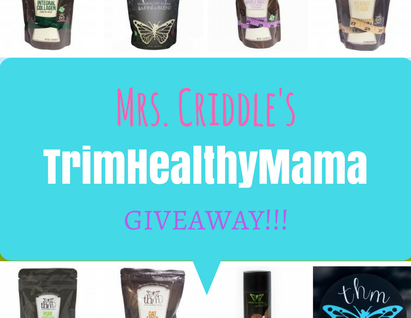 THM Giveaway!