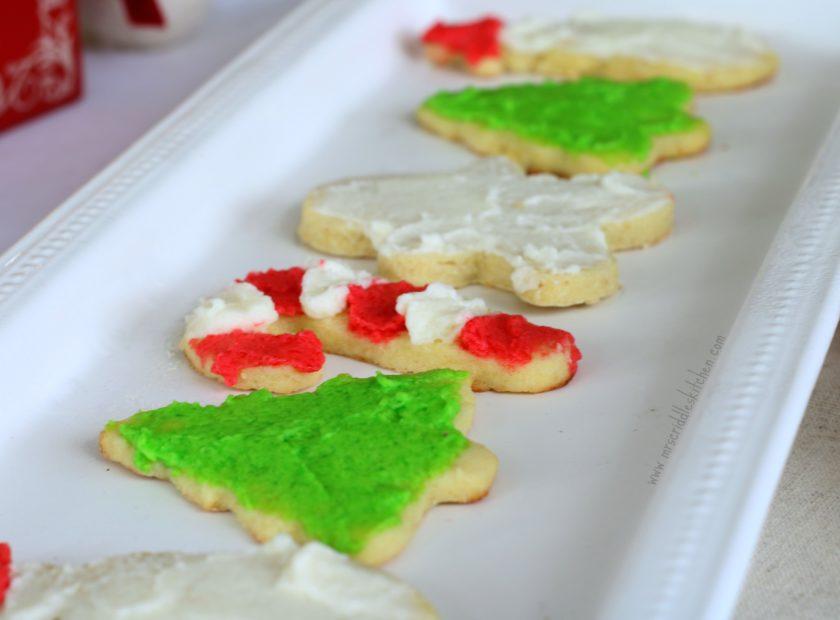 Adrienne's Christmas Cookies