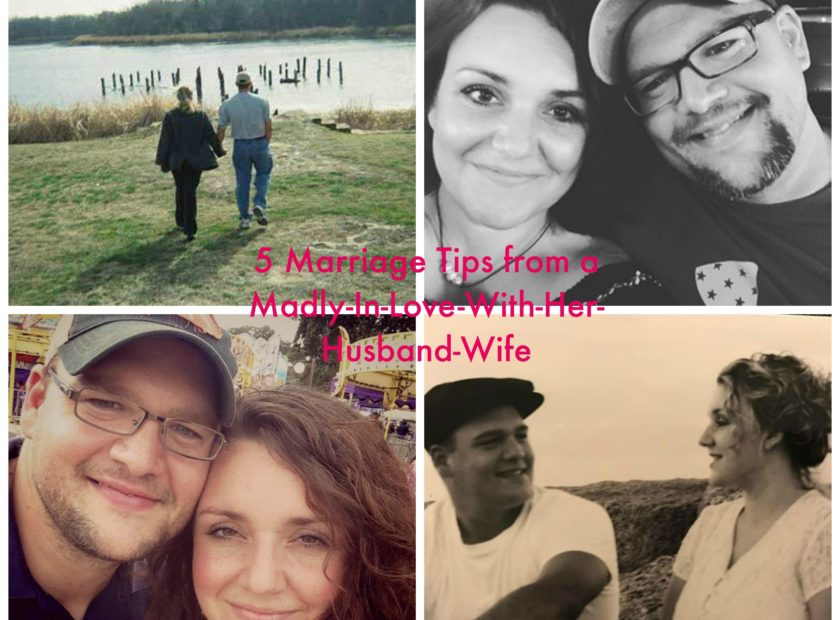 5 Marriage Tips From A Madly In Love With Her Husband Wife