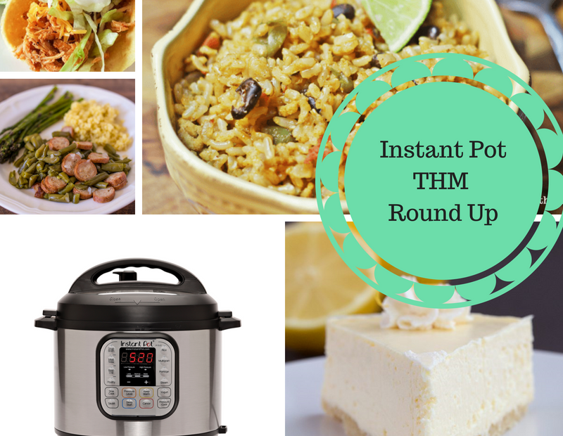 Instant Pot THM Round Up & Giveaway