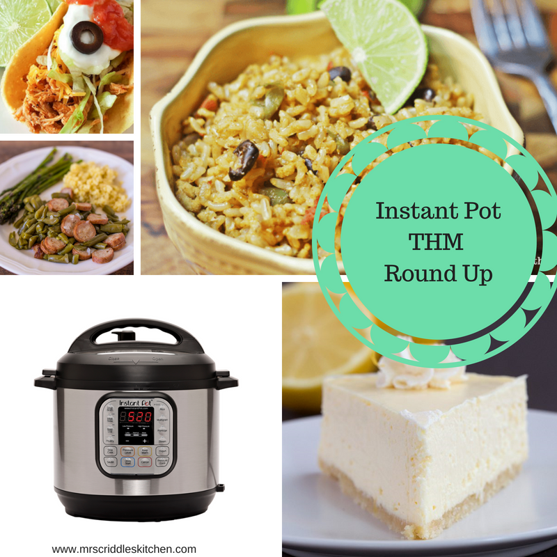 Instant Pot THM Round Up