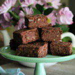 Double Chocolate Walnut Brownies