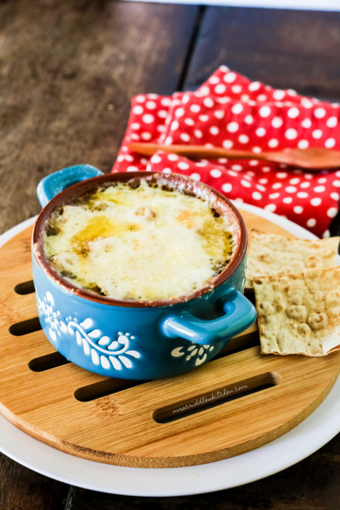 French Onion Soup (THM S, Low Carb)