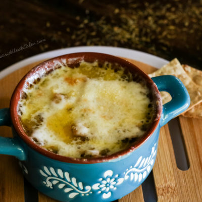Low Carb French Onion Soup