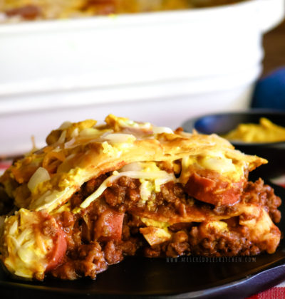 Low Carb Coney Island Casserole- THM, Low Carb