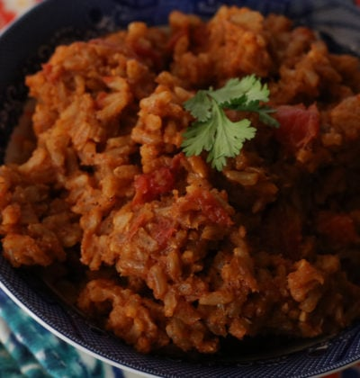 Mexican Brown Rice- THM E